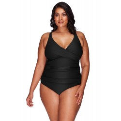 ARTESANDS  Hues Cross Front One Piece